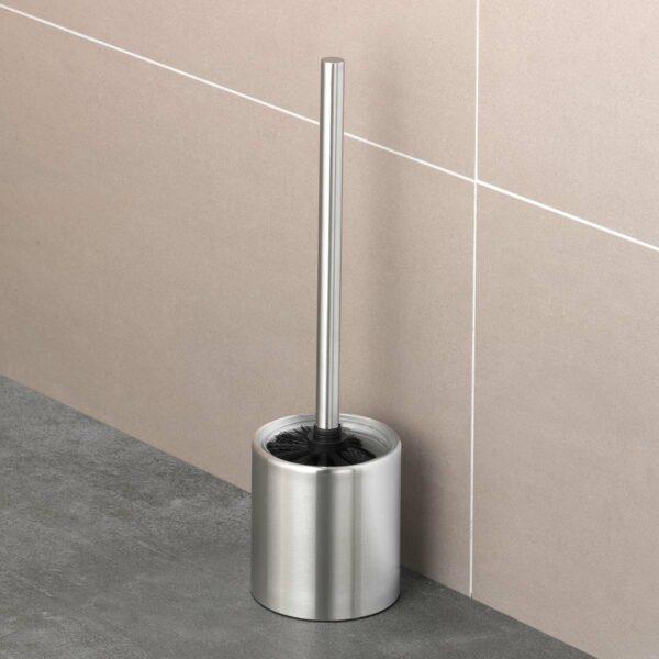 AMARE Toilettenbürse mit Edelstahl-Zylinder