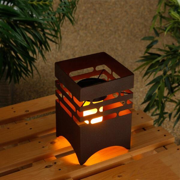 AMARE Gartenfeuer solar