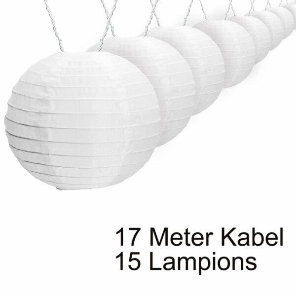 AMARE Lichterkette Netzbetrieb