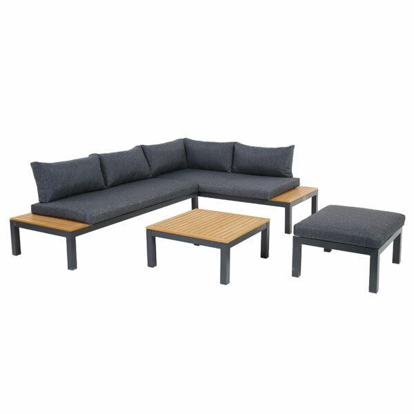 Ambience Lounge Gruppe mit Hocker