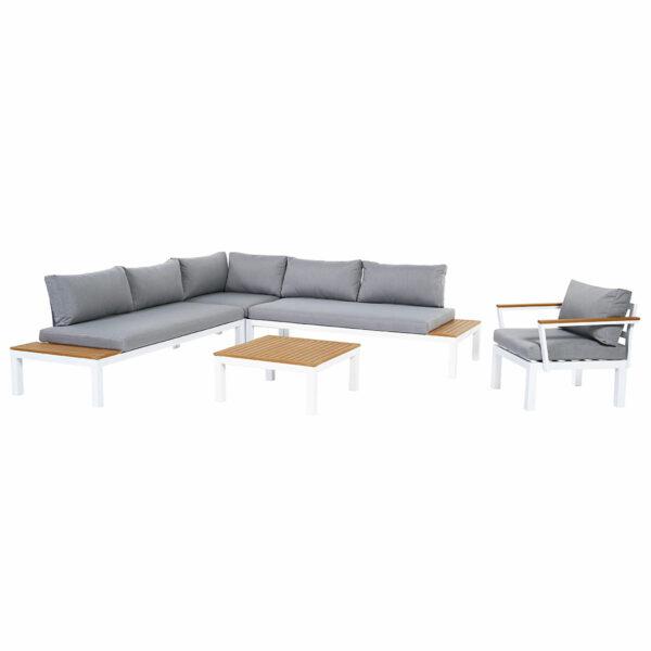 Ambience Lounge Gruppe mit Ecksitz, Sessel
