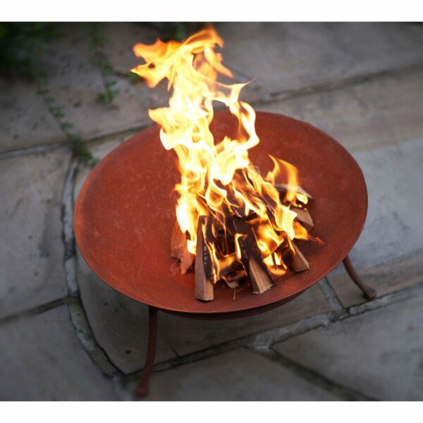 Gartenfreude Design Feuerschale, Ø 47 cm