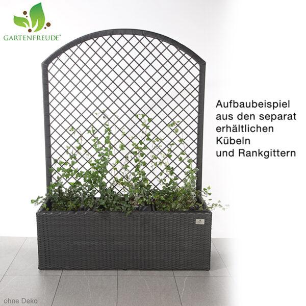 Gartenfreude Rankgitter Beispiel