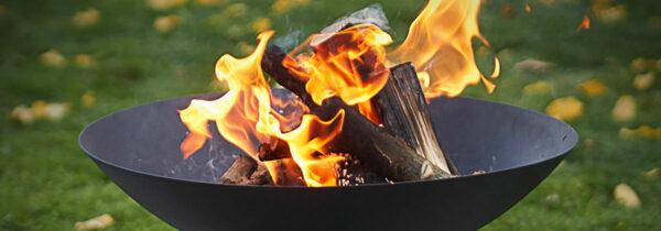 Feuerschalen / Feuersäulen