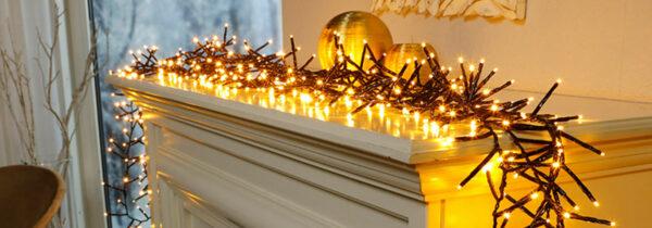 Lichterketten und LED-Beleuchtung